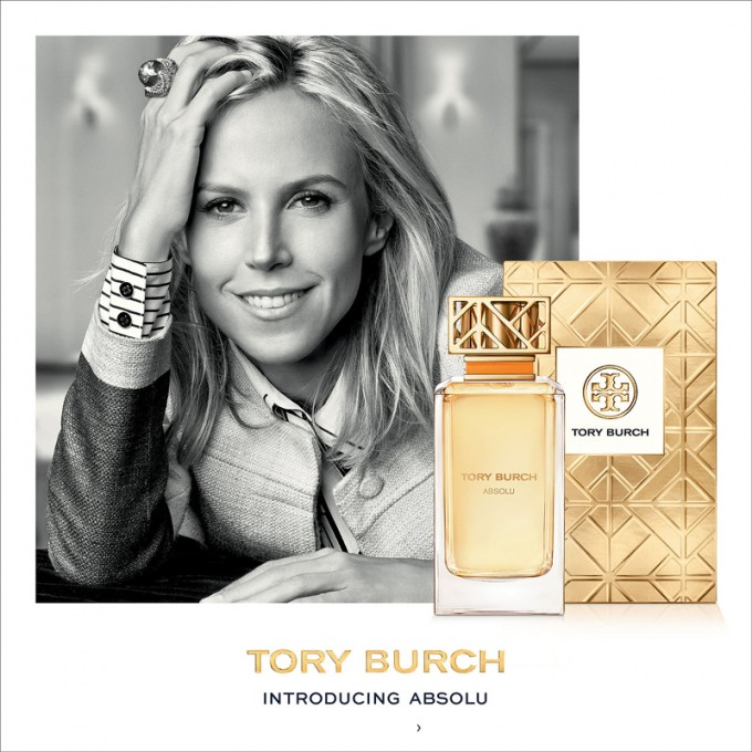 Tory Burch unveils bold new edition of her signature fragrance