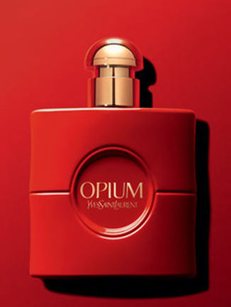 YSL Opium warms up for Winter with Rouge Fatal limited edition