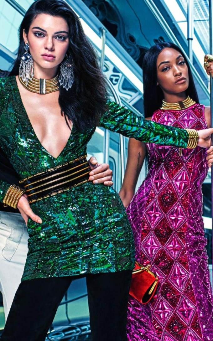 Balmain x H&M continues with fragrance launch