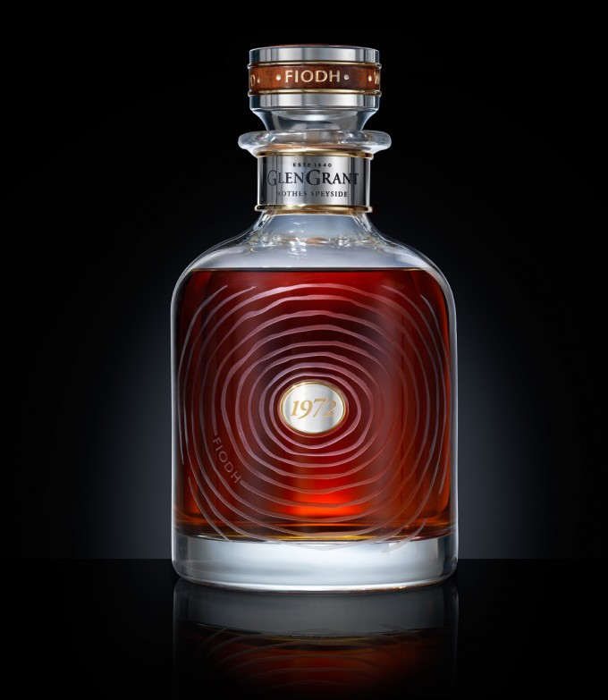 Glen Grant Fiodh for DFS – only 10 decanters released
