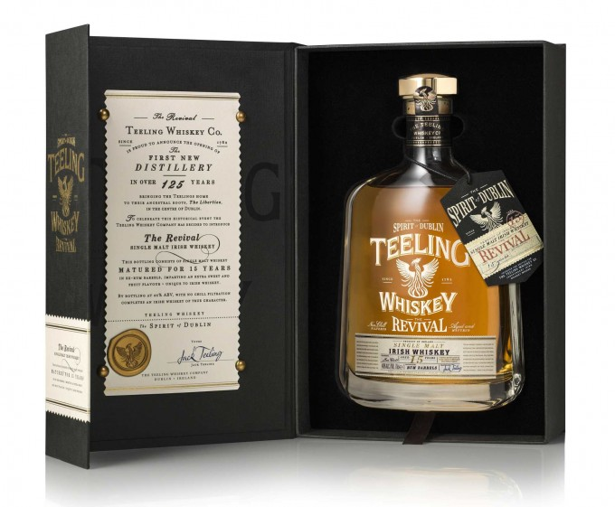 Teeling whiskey launches The Revival limited edition