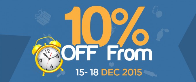 SAVE: 10% on duty free shopping with Shilla at Changi airport