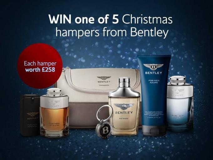 WIN: Bentley luxury hampers with BA High Life Shop