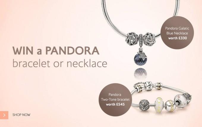 WIN: Pandora jewellery with BA High Life Shop