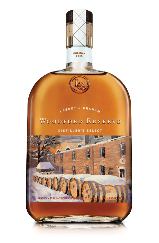Woodford Reserve releases 2015 Holiday special edition