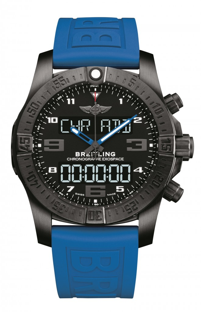 Breitling readies launch of Exospace pilot's watch