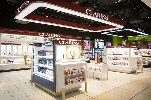 Clarins debuts Traveller's Solutions concept at Dublin's The Loop Duty Free