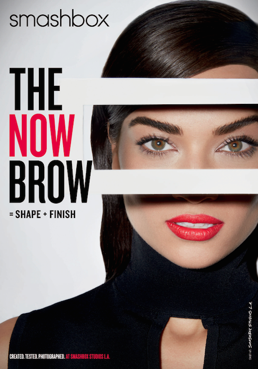 Smashbox tools for Brows that WOW