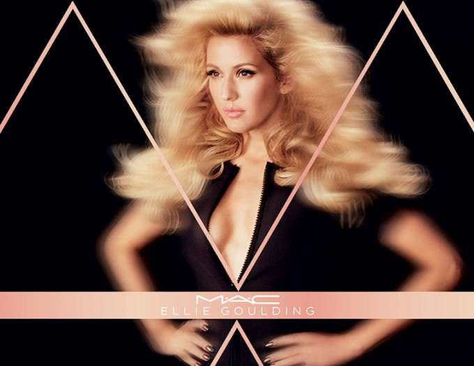 MAC Ellie Goulding collection set to launch on Dec 14