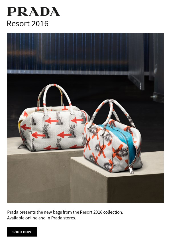 fca36e4906d3 Prada updates the iconic Inside bag for 2016 - Duty Free Hunter ...