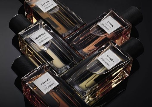 Yves Saint Laurent launches exclusive fragrance wardrobe