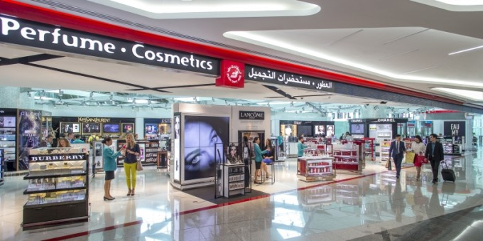 Dubai Duty Free tops US$1.93bn sales for 2015