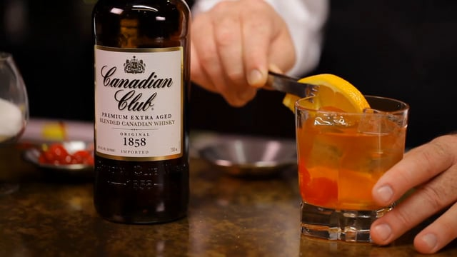 SAVE: Canadian Club offer at Aelia Duty Free NZ
