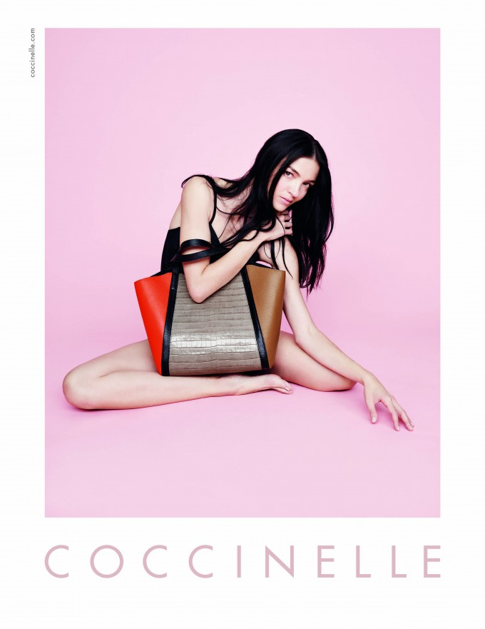 Coccinelle casts the cat as star of new campaign