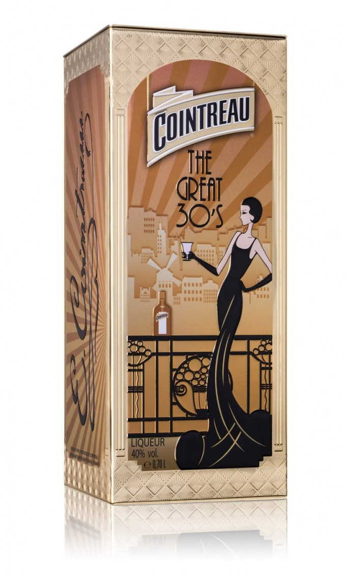Cointreau launches Great 30s Limited Edition in Duty Free
