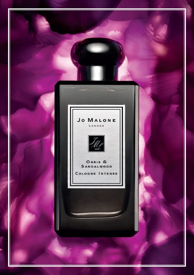 FIRST LOOK: Jo Malone Orris & Sandalwood Cologne