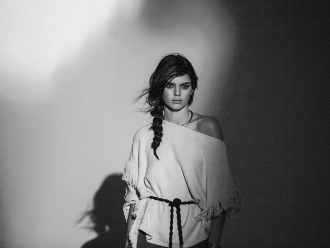 MANGO names Kendall Jenner as face of SS16 campaign