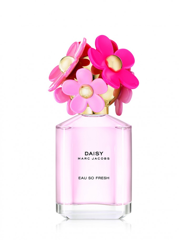 FIRST LOOK: Marc Jacobs Daisy Blush editions