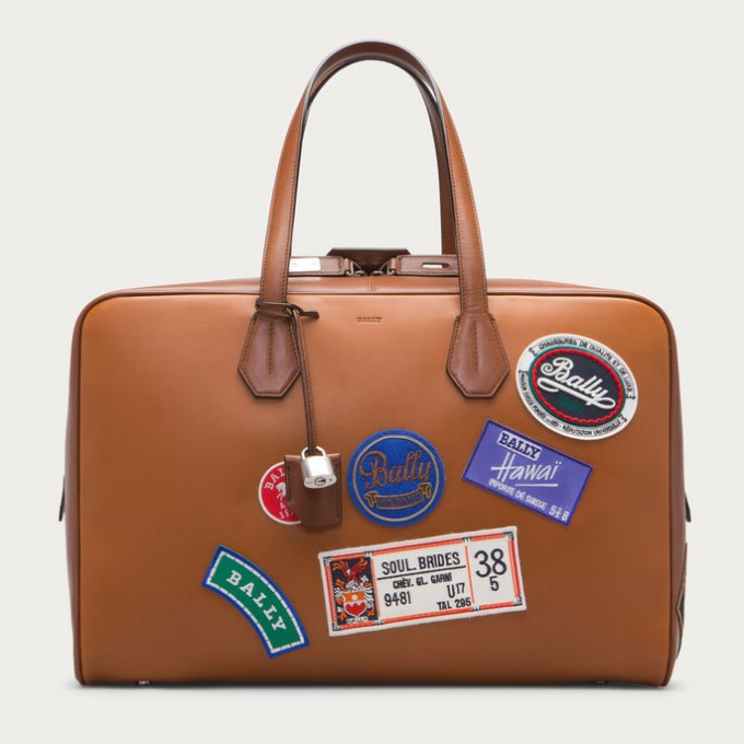 Bally takes a Voyage in style