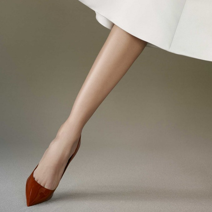 FIRST LOOK: The New Dior pump steps out