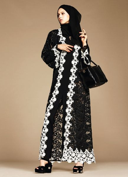 Dolce   Gabbana debuts collection for the  Arab World  - Duty Free ... 2f23b8e05ec46