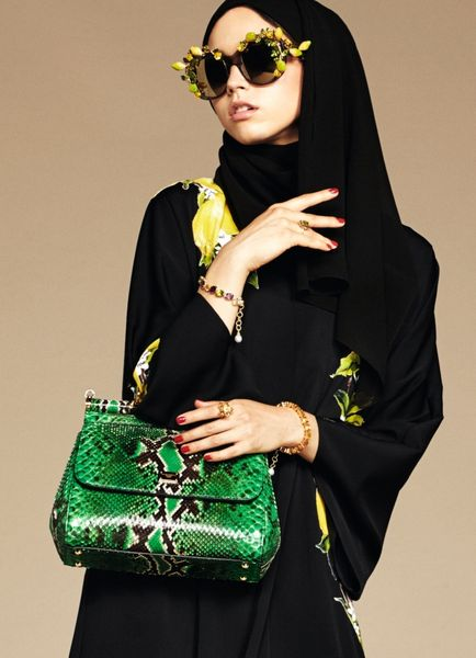 Dolce & Gabbana debuts collection for the 'Arab World'