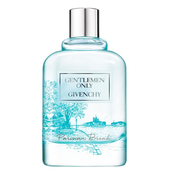 FIRST LOOK: Givenchy Gentlemen Only Parisian Break