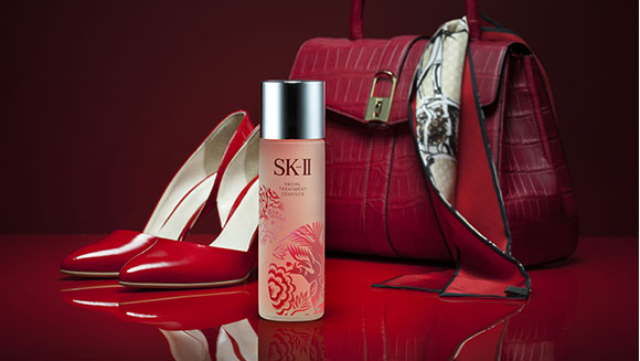 SK-II unveils Chinese New Year special editions for travellers