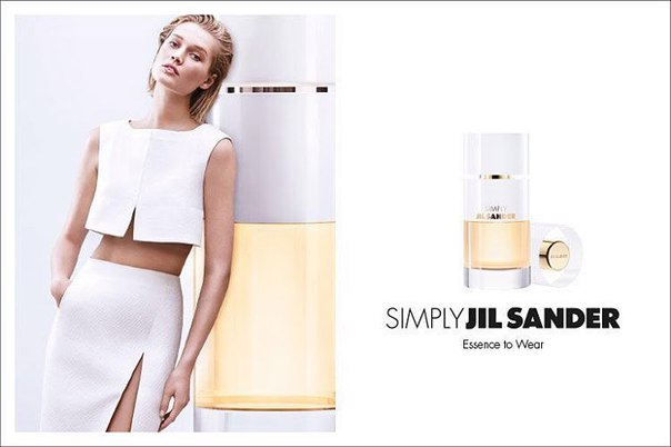FIRST LOOK: Simply Jil Sander EDT Limited Edition launched