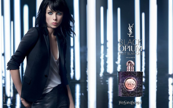 YSL adds to Black Opium with Nuit Blanche scent