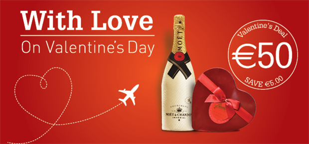 The Loop Duty Free loves Valentine's Day