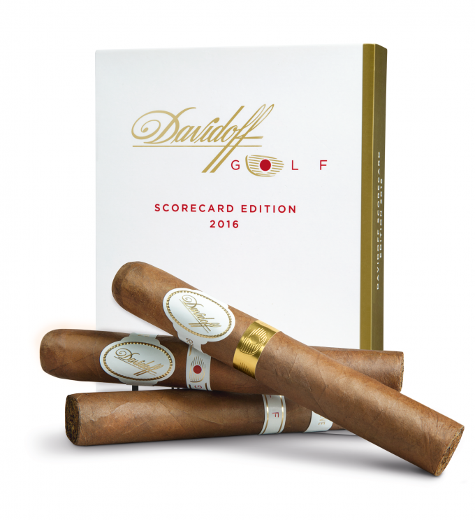 Davidoff Cigars tee off new Golf Scorecard Edition
