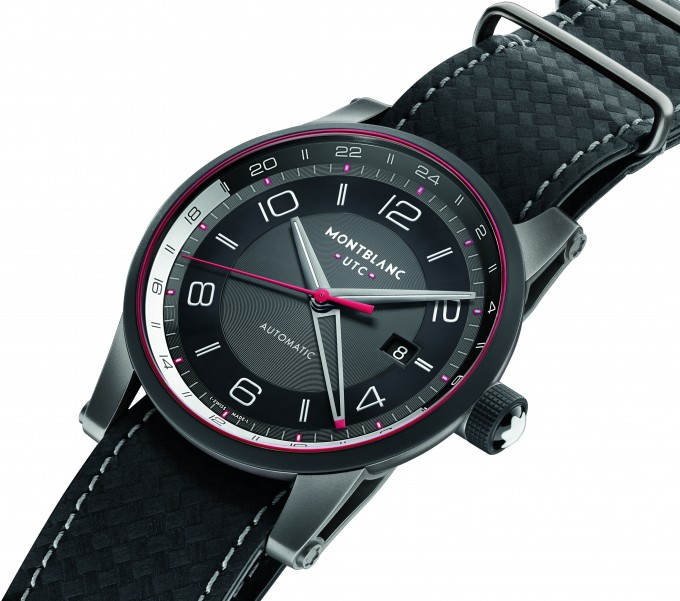 Montblanc aids the modern traveller with e-strap tech