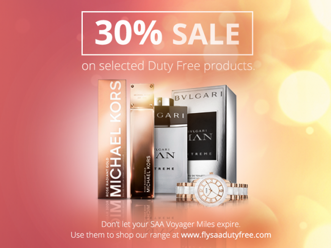 SAVE: 30% savings on Valentine's gifts with SAA