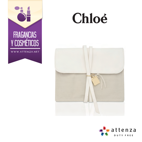 GIFT: Free Chloe purse with Chloe perfume at Attenza Duty Free