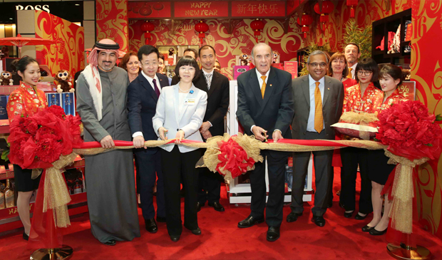 Dubai Duty Free discounts by -20% for Chinese NY travellers