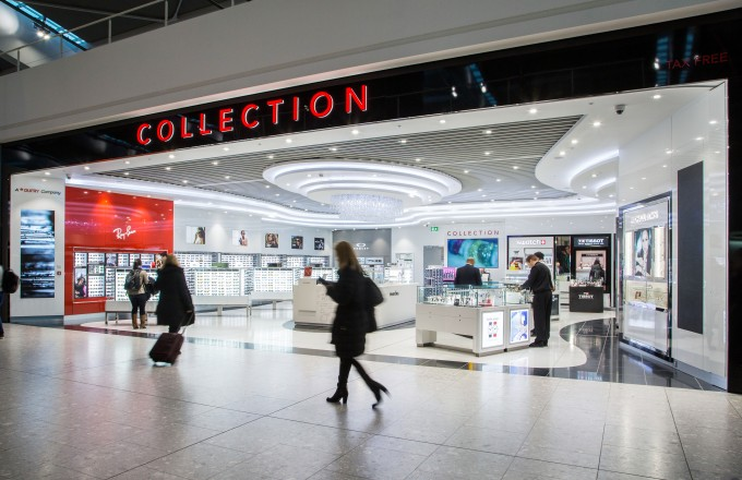 Heathrow T5 gets glossy with new Collection store