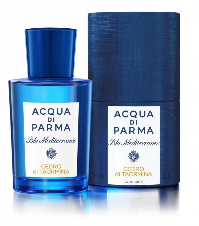 FIRST LOOK: Acqua di Parma Cedro di Taormina