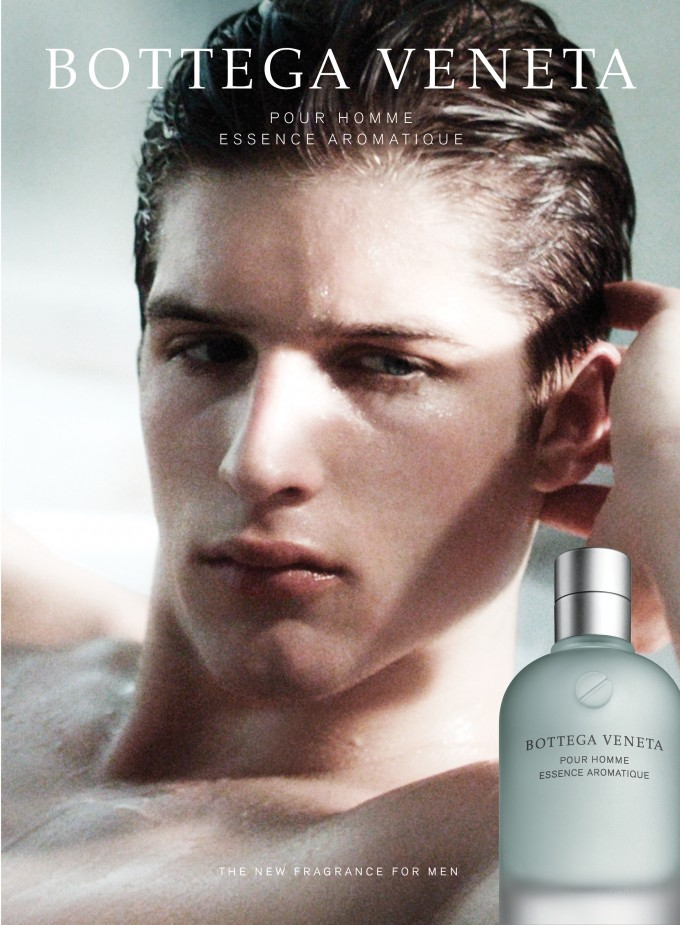 Cool & Calm – Bottega Veneta unveils new men's fragrance