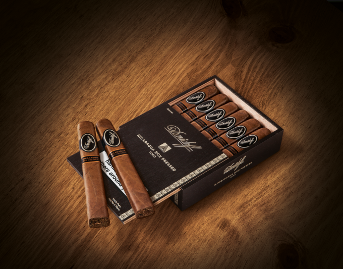 Adventure for the Adventurous: Davidoff unveils Nicaragua box pressed cigar