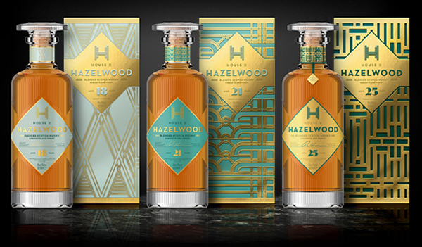 House of Hazelwood whisky makes duty-free debut (in beauty hall) at Paris CDG
