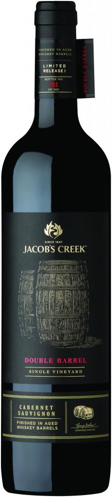 Jacob's Creek Double Barrel Cabernet Sauvignon_packshot