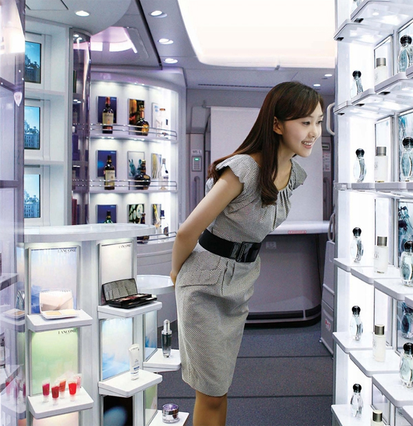 Korean Air A380 to fly London route with onboard duty-free shop
