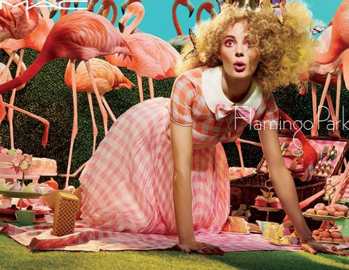 FIRST LOOK: MAC Flamingo Park Spring 2016 Collection