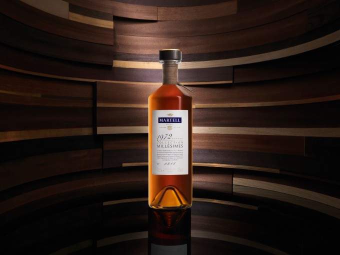 Martell unveils Millésime 1972 in key Asian duty-free stores