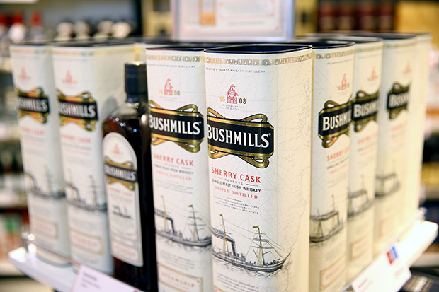 Bushmills Irish Whiskey unveils first duty-free exclusive – The Steamship Collection