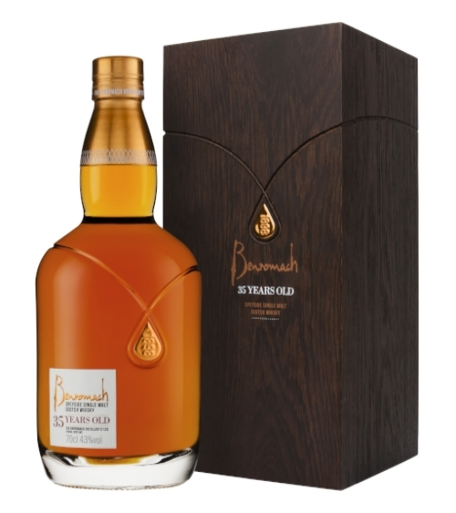 Benromach releases rare 35-year-old expression