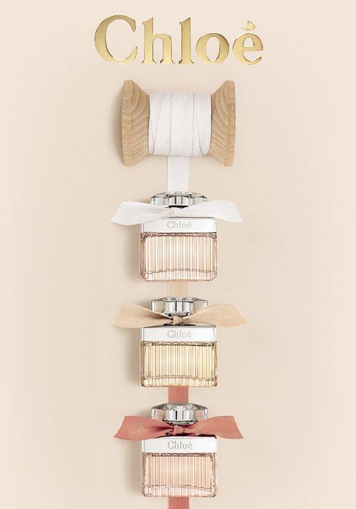Chloé launches My Little Chloé fragrance trio