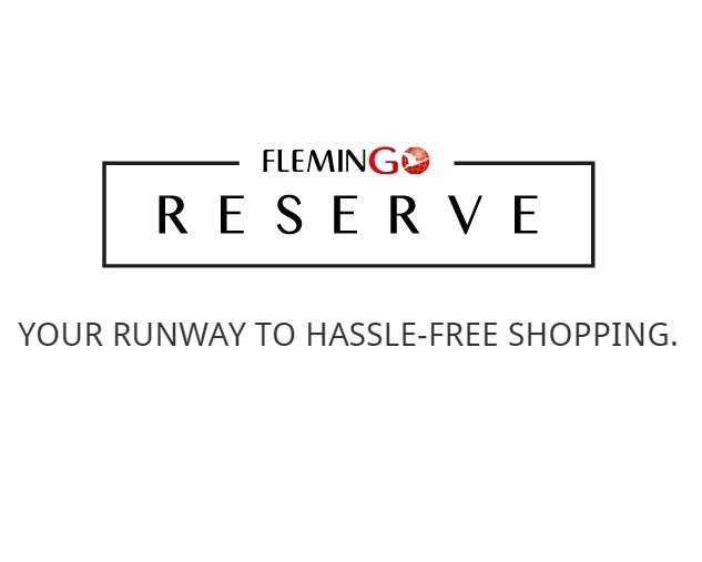SAVE: Flemingo Duty Free pre-order for India & Sri Lanka