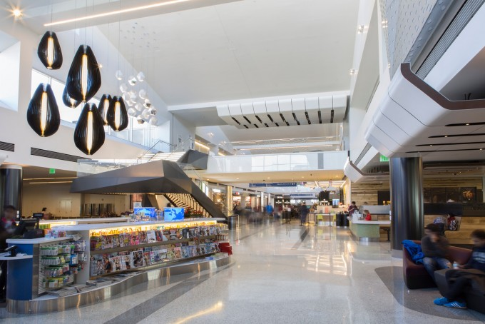 LAX reveals new-look T2; DFS at heart of The Strand shopping district
